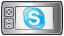 Automatic Skype Launcher Icon