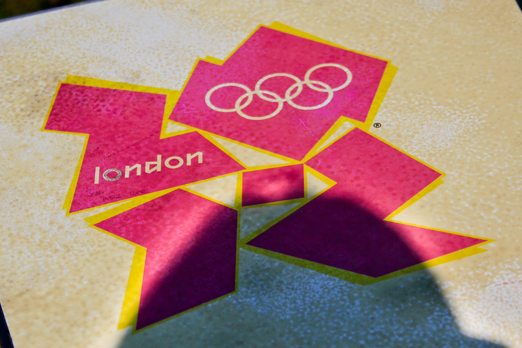 2012 London Sign