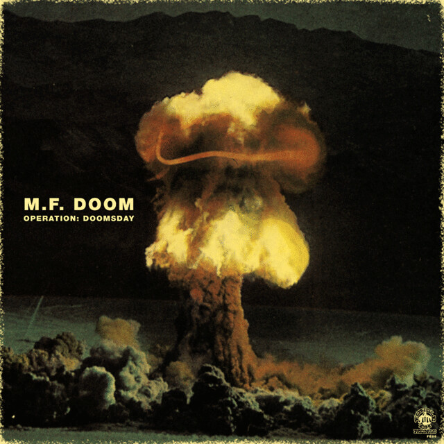 M.F. Doom re-cover