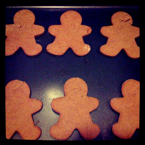 Gingerbread Men!!