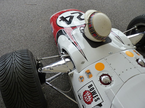 1966 Lola Ford T90 by Gordon Calder
