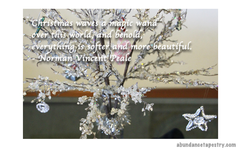 Christmas Quote: Christmas Wand