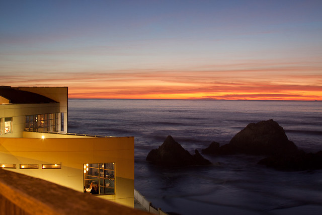 The Cliff House - San Francisco