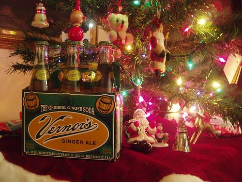 Vernor's Under Tree