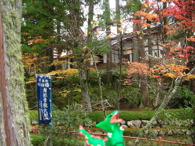 Photo:Rayquaza in Koya,Wakayama 63 (Kongobuji Temple) By Kasadera