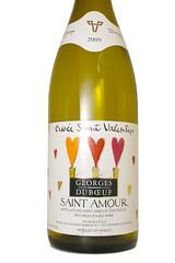 """2009 Georges Duboeuf Saint-Amour """"Cuvée Saint-Valentin"""""""