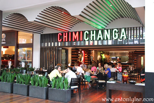 Chimichanga, Cardiff