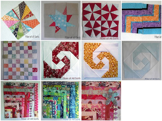June 2011 Bee Blocks