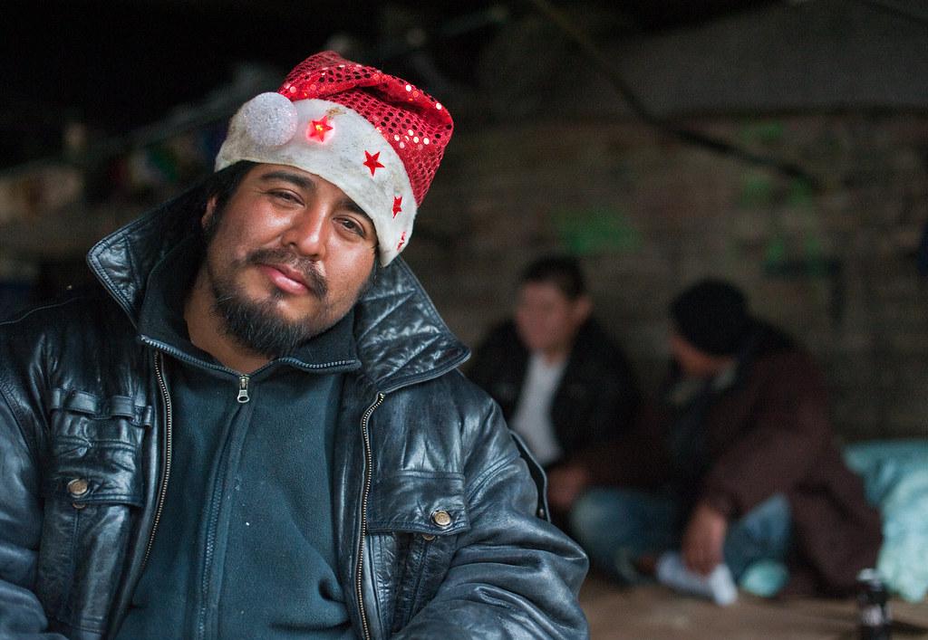 Luis: Mott Haven, Bronx