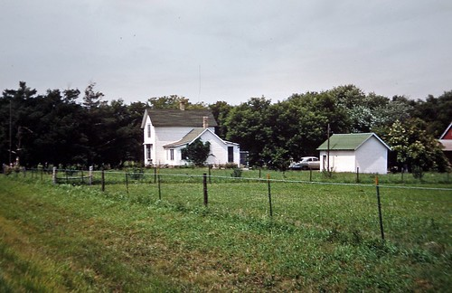 Fowlie Farm buildings