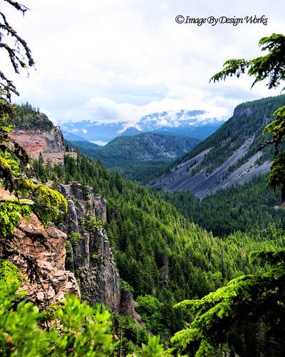 "wild landscape outside outdoors waterfall washington canyon valley wa wilderness overlook ""nationalpark"" ""mtrainier"" ""whitepass"" imagebydesignworks ""pacificnorthwest"" ""clearcreekfalls"" ""wenatcheenationalforest"""