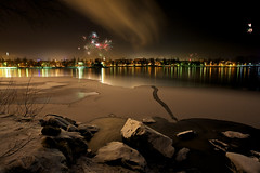 New Year's Eve in Kuopio