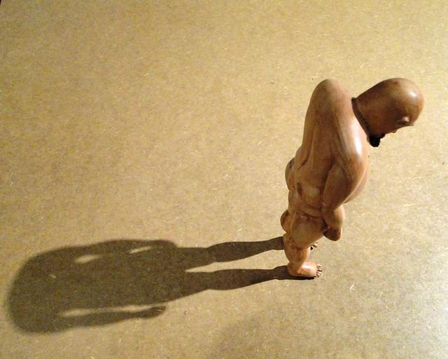 Escultura de Efrain Almeida
