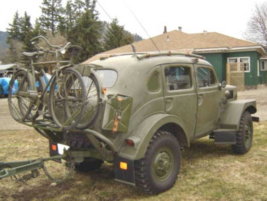 Volvo TP 21 1957 sugga military radio command truck. Vernon BC ...