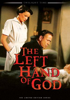 left hand of god