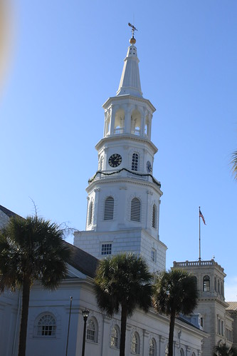 St Peter's Church, Charleston by shoemap