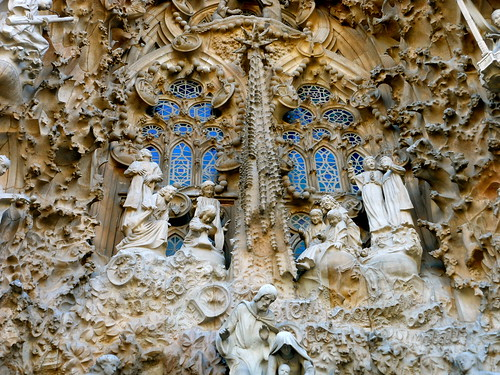 Sarah Ackerman's photo of the Sagrada Familia