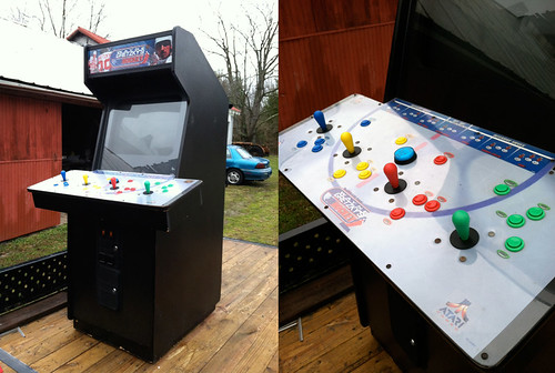 paperboy arcade machine for sale