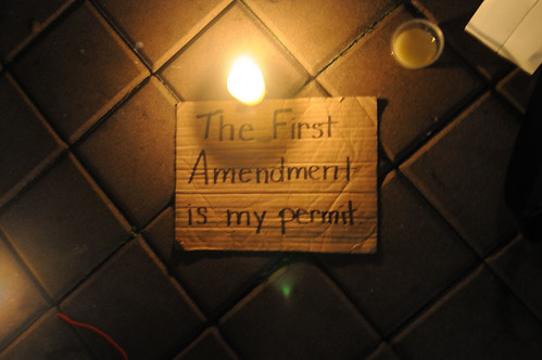 First amendment | by geekeasy