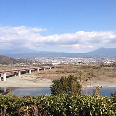 富士川サービスエリア