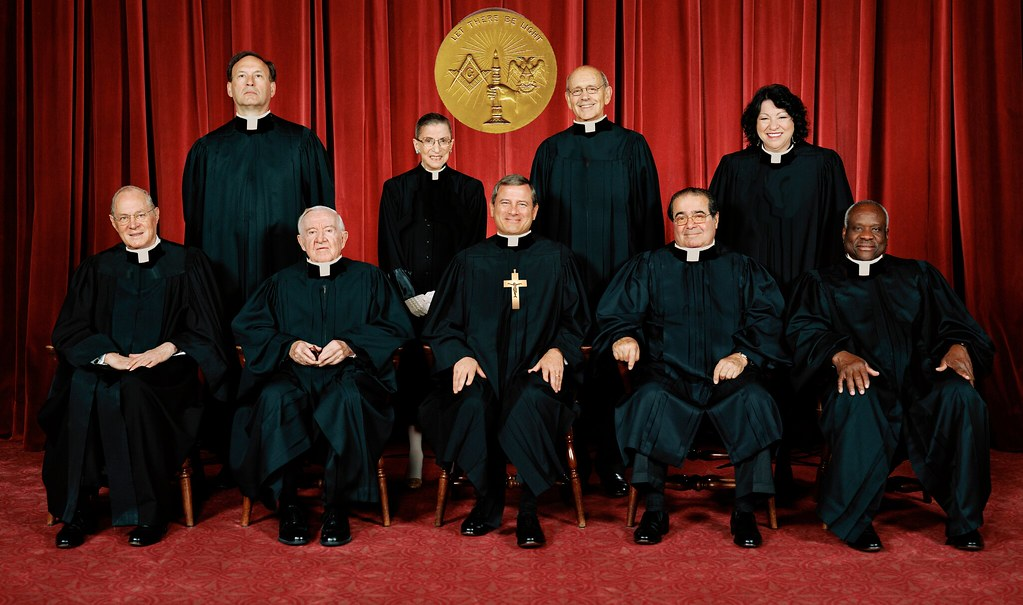 THE SUPREME CLERGY OF THE UNITED STATES