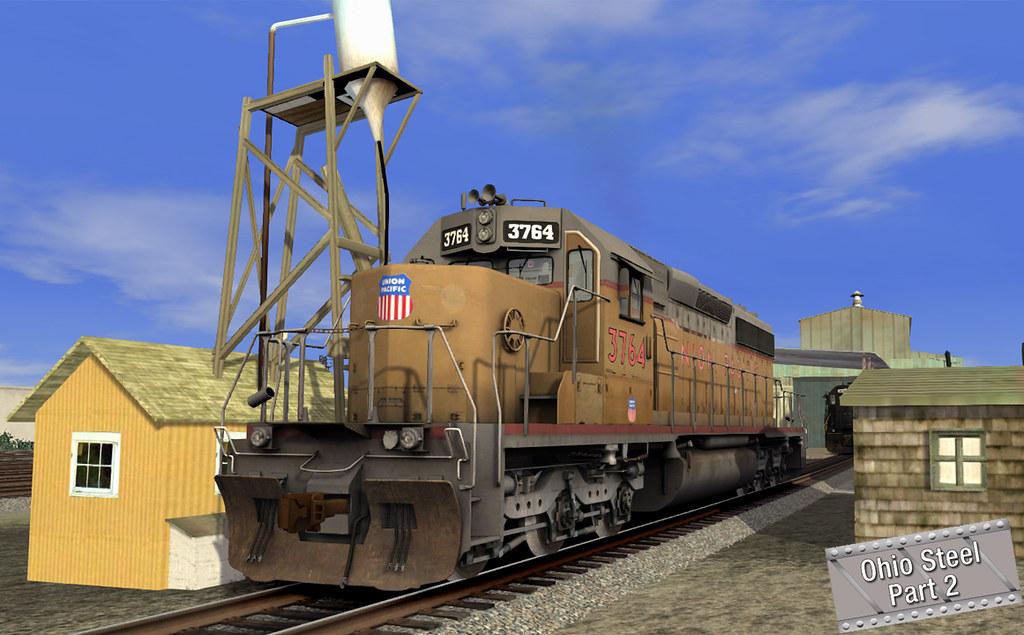 Fx simulation rail rider