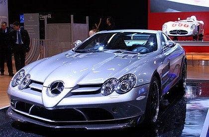 SLR-McLaren