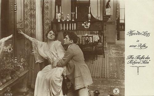 Theodor Loos in Die Buße des Richard Solm (1918)