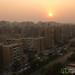 Sunset in Cairo, Egypt