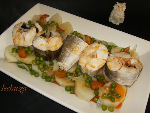 Pescadilla gallega-fuente