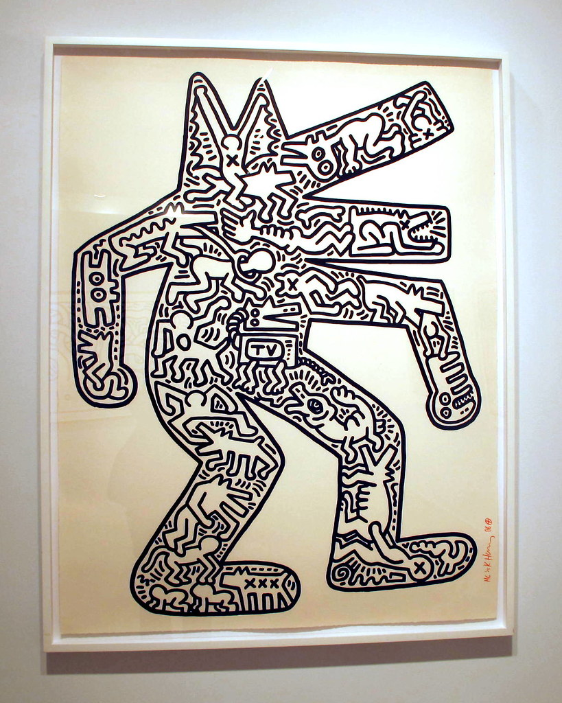 Keith Haring @ Pace Prints