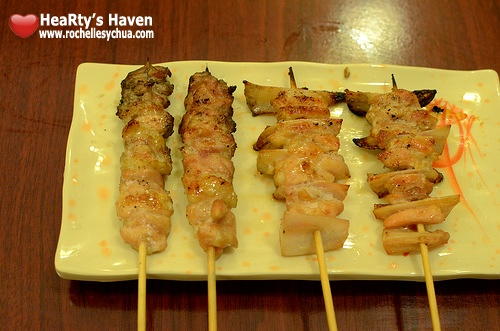 Yakitori Kitchen Chicken