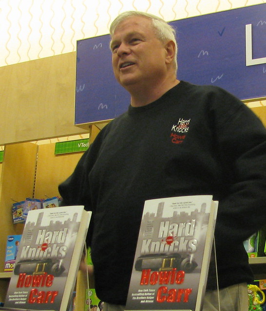 Howie Carr  Book Tour Locations