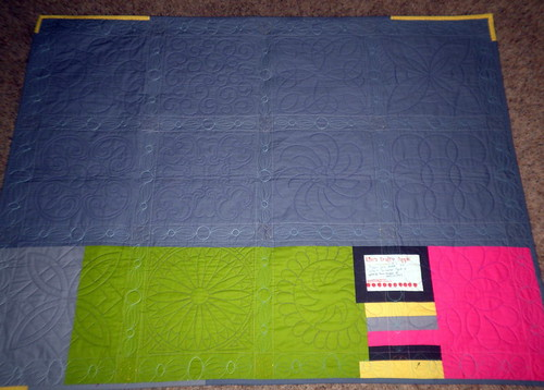 Modern Solids Sampler - back