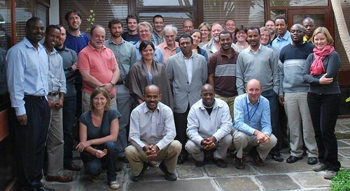 Spatial Analysis and Modelling group, one of the six Nile BDC topic working groups
