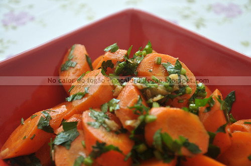 Cenouras marroquinas