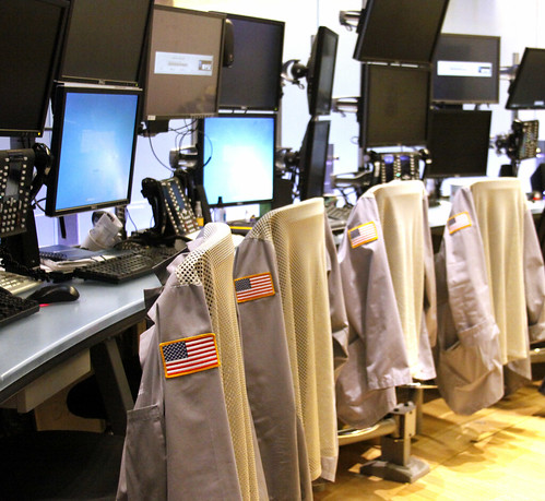 High Frequency Trading Firms mean NYSE empty desks