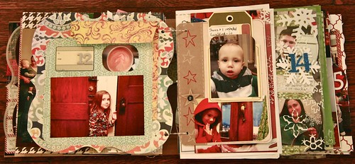 December Daily 2011 Days 12 & 13