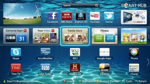 Smart Hub_UI