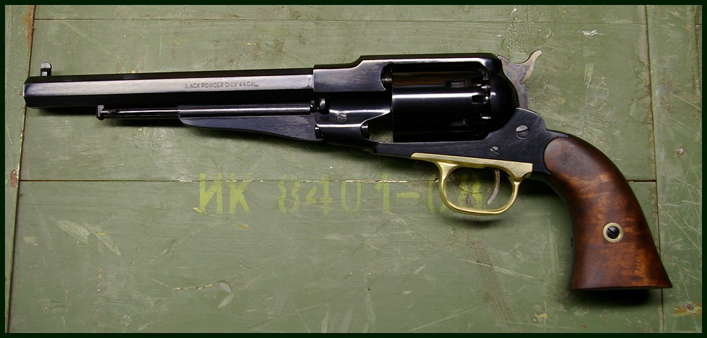 bp 44 revolver - Blackpowder & Musket