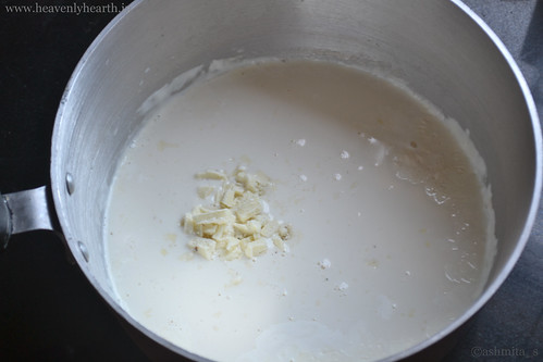 Milk Cream White Chocolate