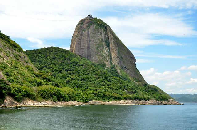Brasilien: Zuckerhut in Rio