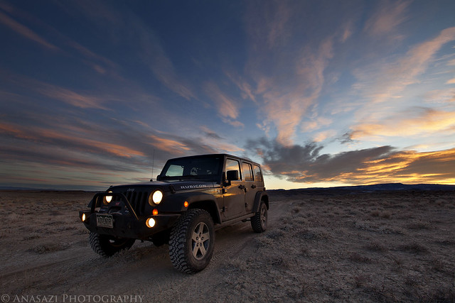 Jeep Sunrise