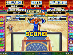 Basketbull Bonus Game