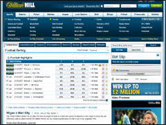 William Hill Soccer