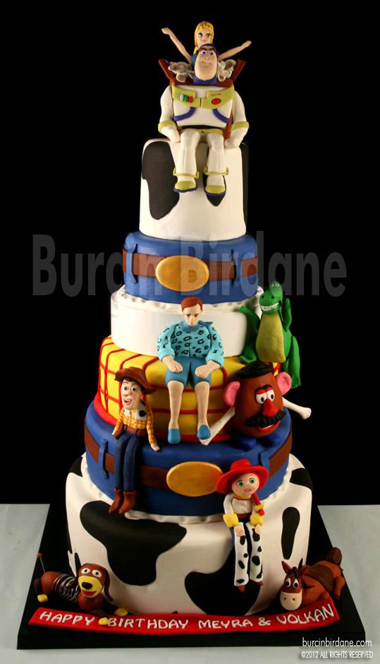 Toy Story Pastasi