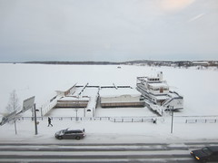 View from Luleå Business Agency