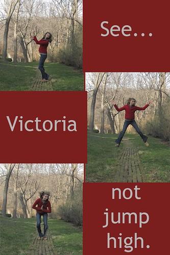 Victoria Jumping