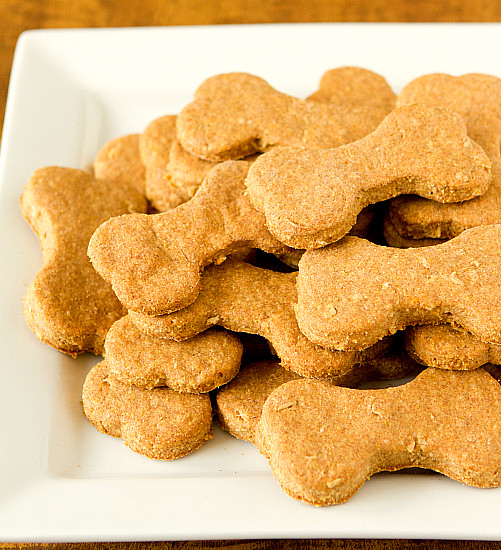 Homemade Dog Treats http://www.flickr.com/photos/browneyedbaker/6709824031/