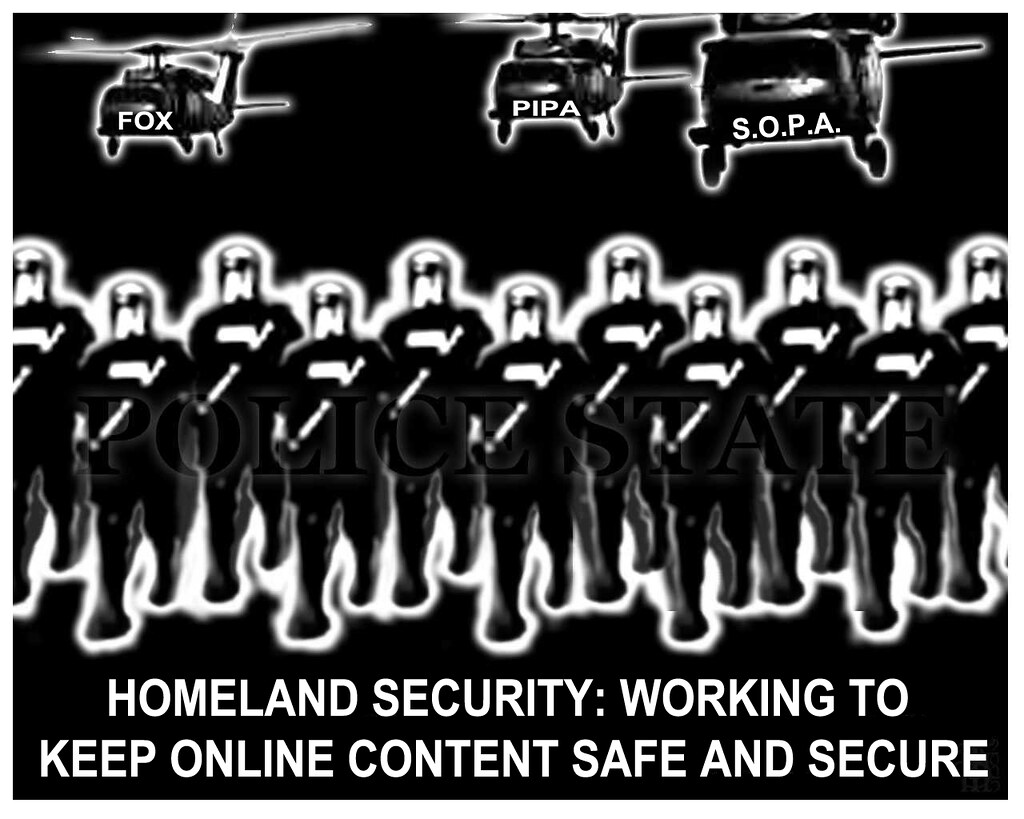 HOMELAND SECURITY (SOPA)